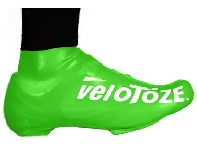 veloToze Road 2.0 Overschoenen Kort, green